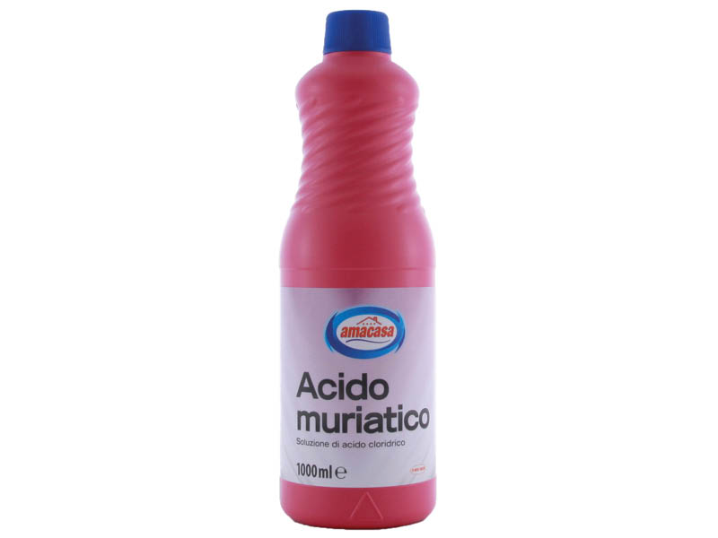 ACIDO MURIATICO LT.1  (12)(120