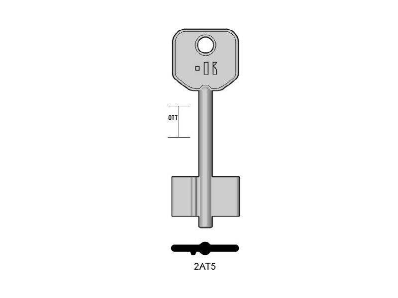 5AT5-2AT5/K000 CHIAVE DOP.MAP. (25