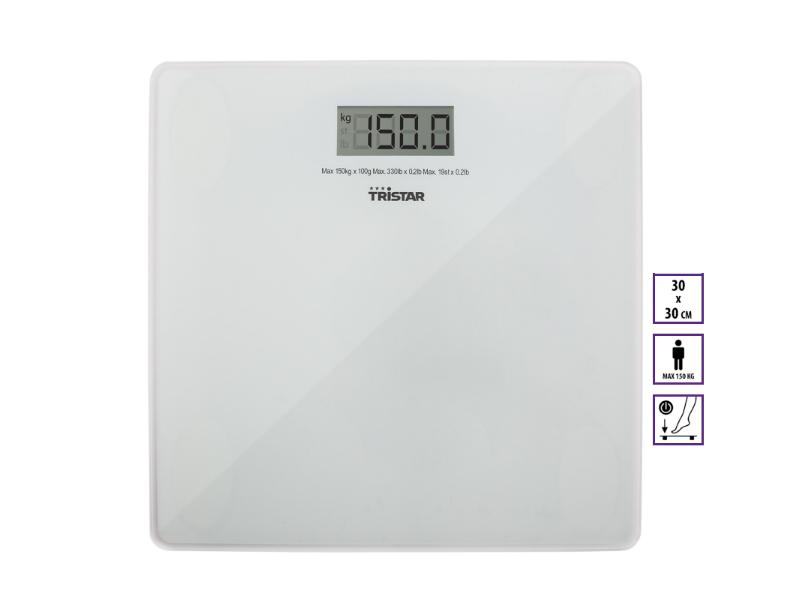 BILANCIA PESAPERSONE DIGIT 100G/150KG (6