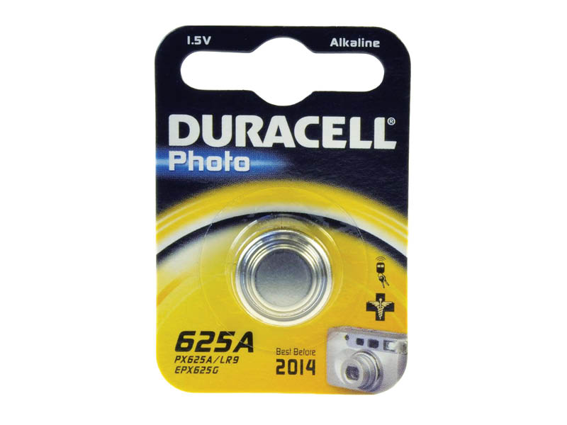 DURACELL 625A MACCHINA DIGITALE (10