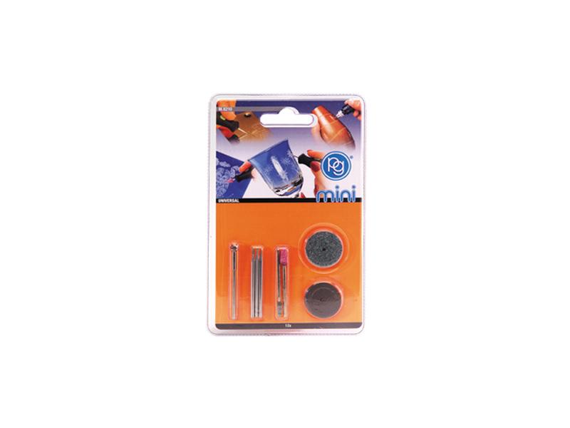 ACCESSORI MINI INCISIONI 10pz M8210