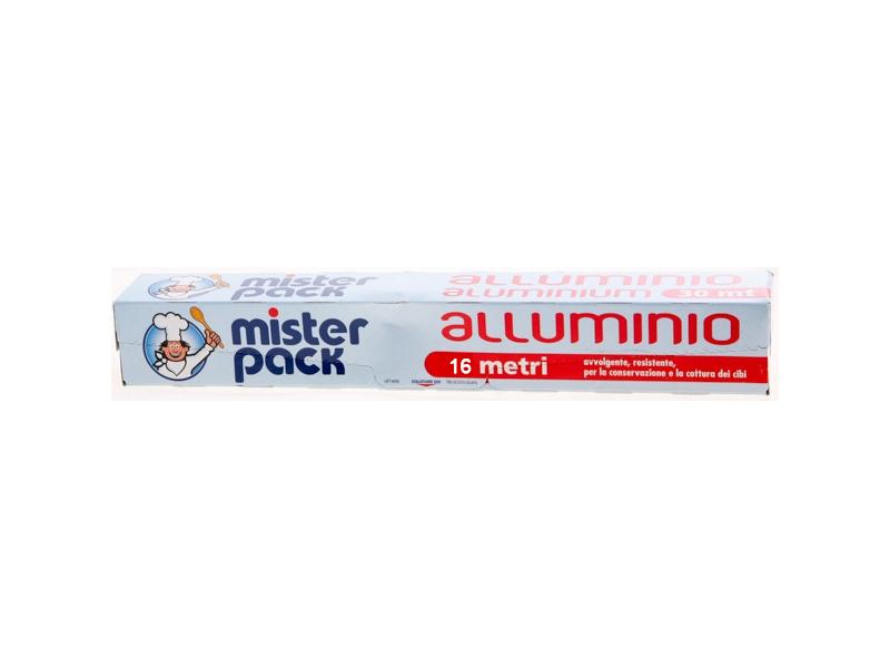 ALLUMINIO ROTOLO MT.16 (6(24) 11612