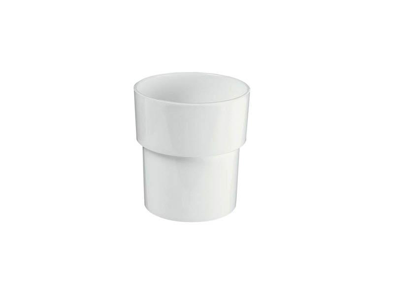 BICCHIERE PORTASPAZZOLINO PVC 425/24 (24