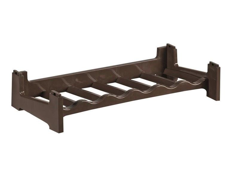CANTINETTA PVC 6P.MARRON 60x30x12h 42064