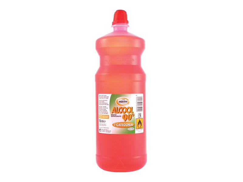 ALCOOL DENATURATO ML.500 90° (6(24)