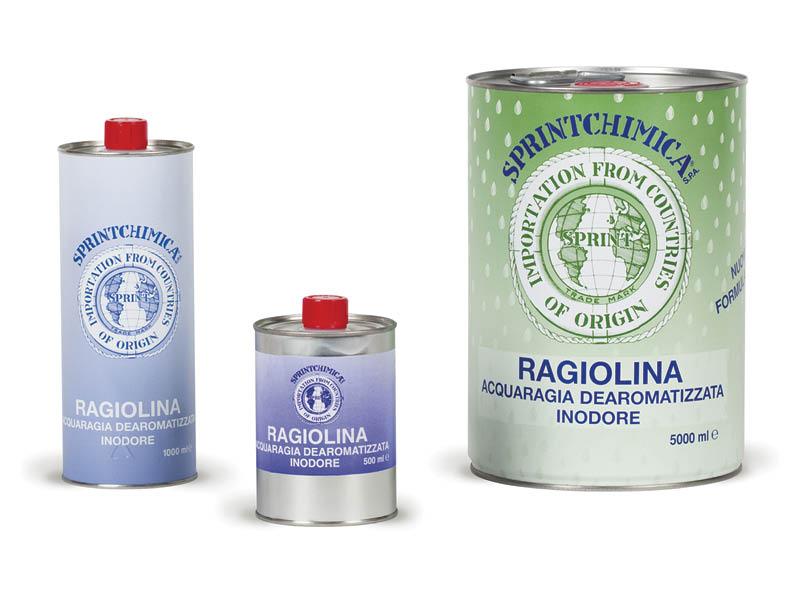 ACQUARAGIA INOD.RAGIOLINA LT.0,5 (5)(20)