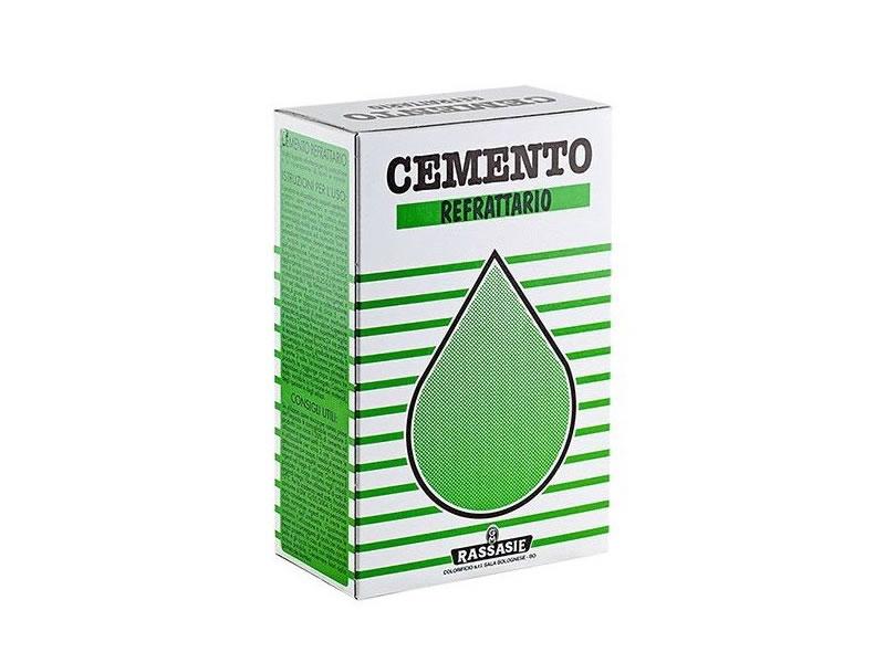 CEMENTO REFRATTARIO KG.1 (6)(12)