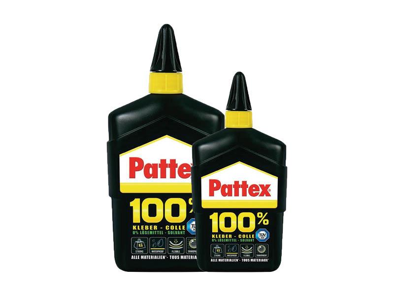 COLLA TRASPARENTE 100% GR.100 PATTEX (**