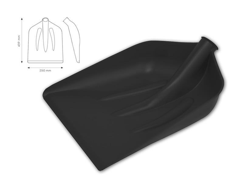 PALA NEVE PLASTICA STRONG (10) 5150