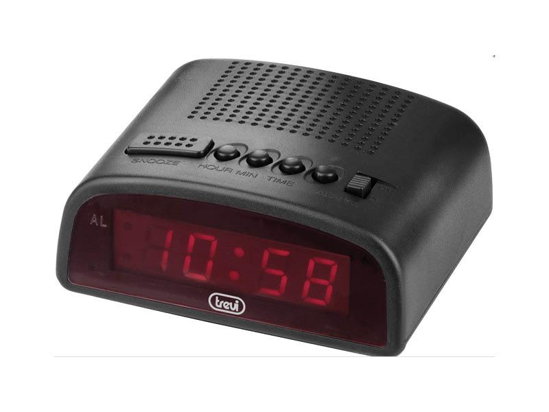 RADIO SVEGLIA DIGITALE NERA DV985FM**