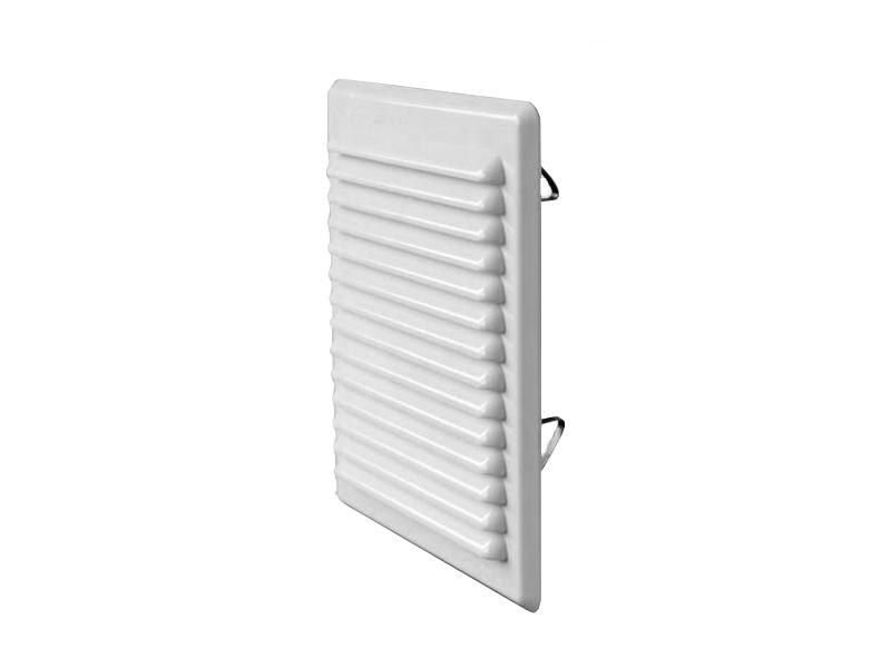 GRIGLIA AERAZ.PVC MOL+RET 204X230 F140(6