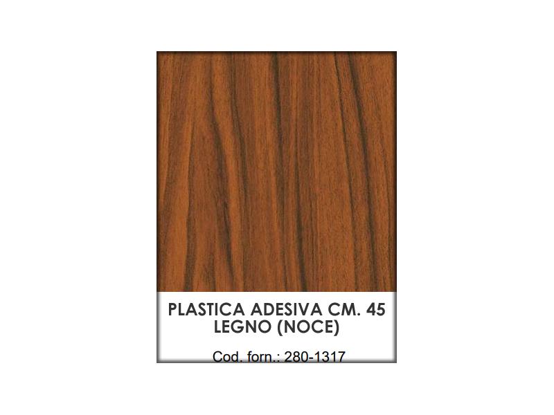 PLASTICA AD.CM45 LEGNO (MT15) 280-1317
