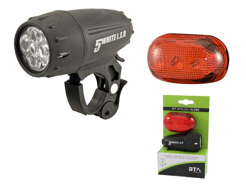 FANALE BICI COPPIA POST+ANT. 5 LED (6)