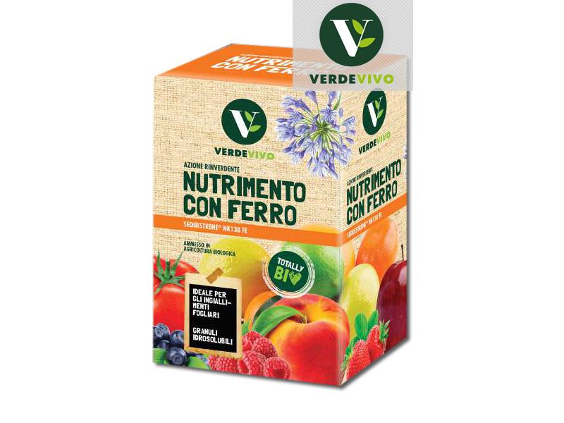CONCIME FERRO SEQUESTRENE da DILUIRE 50g