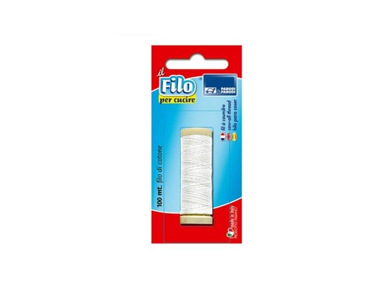 FILO CUCITO BIANCO 100MT  661