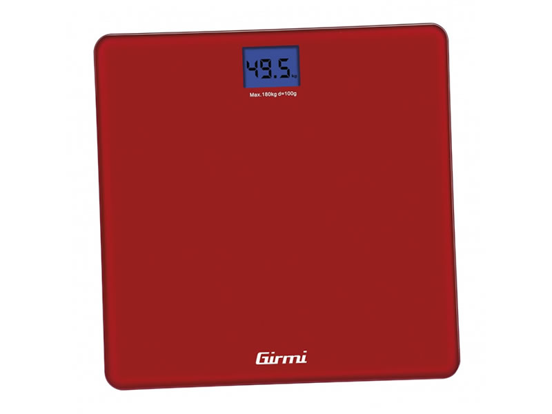BILANCIA PESAPERSONE BIANCA 150gr/150kg