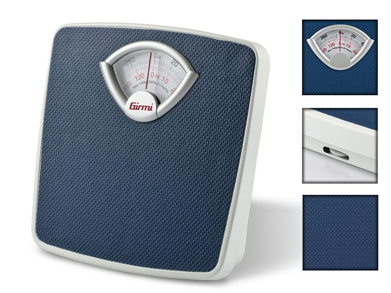 BILANCIA PESAPERSONE MECCANICA 1kg/130kg